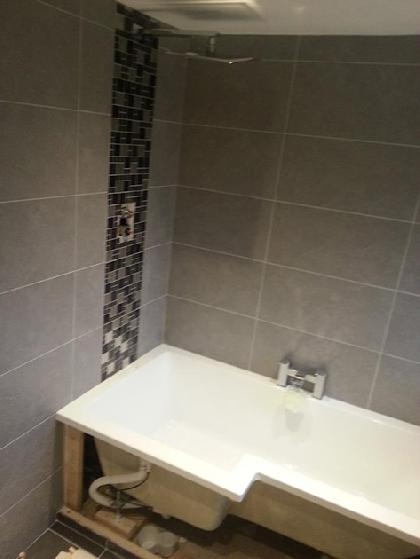 New bathroom in Enfield